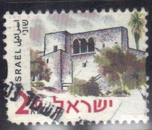 ISRAEL SCOTT# 1400 USED 2.30s  2000 SHUNI HISTORIC SITE SEE SCAN