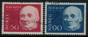 Norway #439-40  CV $2.25