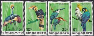 Singapore #236-9  MNH CV $24.25 (A18453)