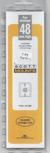 SCOTT MOUNT 933B, 48 MM X 215 MM, NEW/UNOPENED, RETAIL $7.99