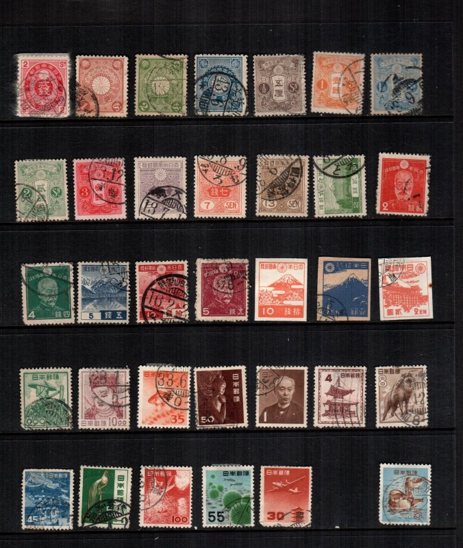 Japan  41 diff used