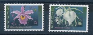 [AR300] Aruba 2003 Flora Flowers Blumen Orchids MNH