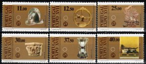 Portugal #1567-72  MNH  CV $7.05 (X1757)