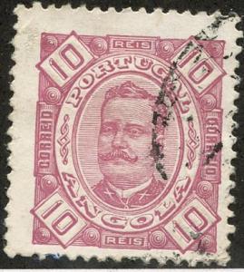 Angola, Scott #26, Used