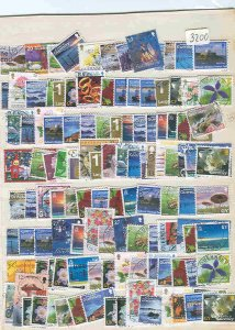 s3200 stamp accumulation Guernsey