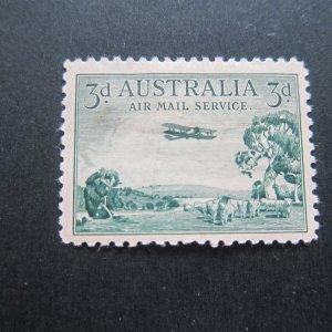 Australia 1929 Sc C1 MH