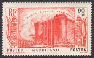 MAURITANIA SCOTT B6