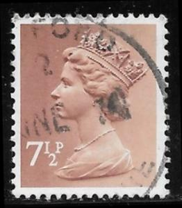 Great Britain Used (2127)