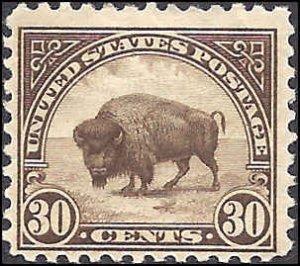 569 Mint,OG,HR... SCV $22.50