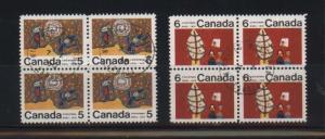 Canada #522i & #525i XF Used Center Block Set