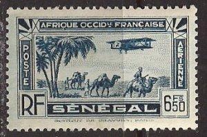 Senegal ~ Scott # C9 ~ MNH