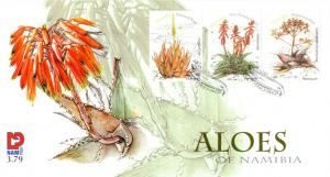 Namibia - 2011 Aloes FDC SG 1169-1171