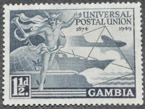 DYNAMITE Stamps: Gambia Scott #148 – UNUSED