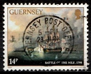 Guernsey 1986 SG. 361 used (10818)