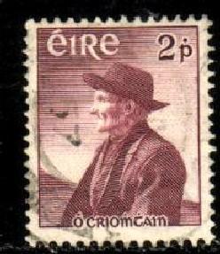 Thomas O'Crohan, Author, Fisherman, Ireland SC#159 used