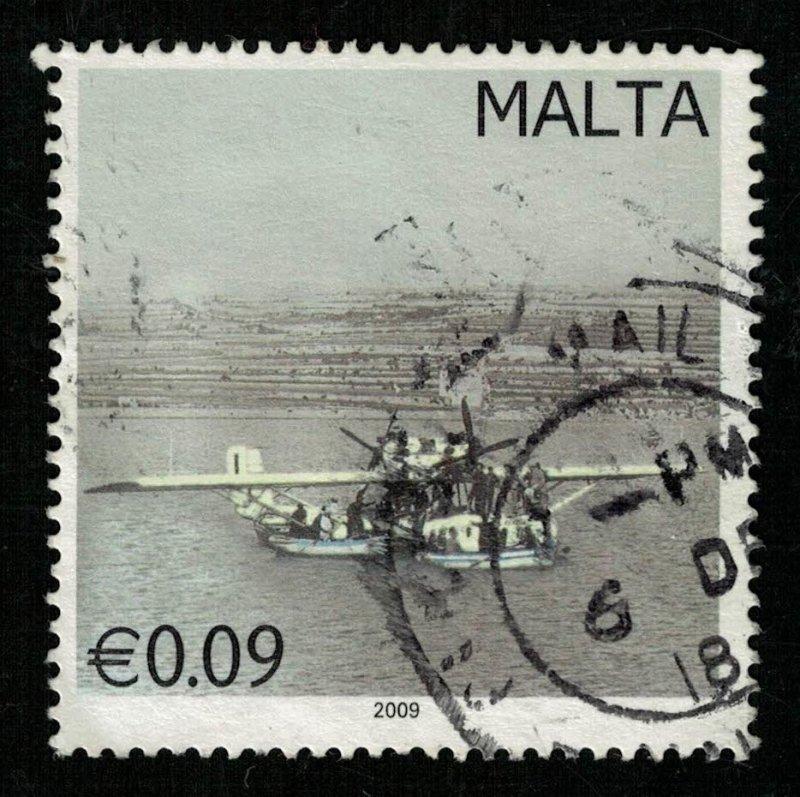 MALTA, Plane (T-5971)
