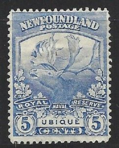 Newfoundland #119 OG Excellent Stamp!!