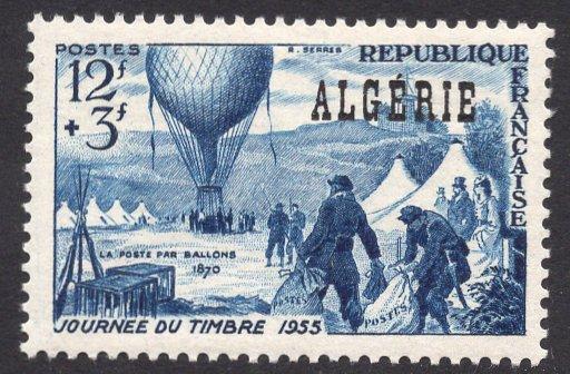 ALGERIA SCOTT B82