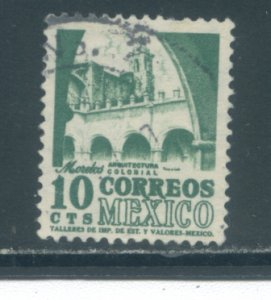 Mexico 858  Used