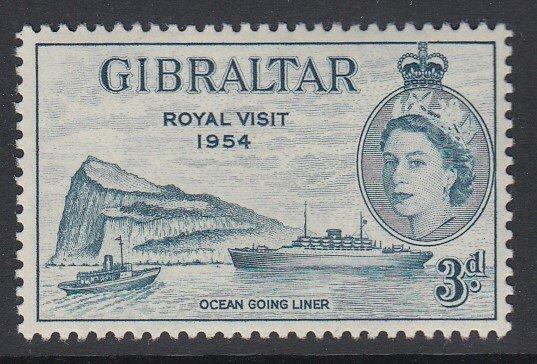 GIBRALTAR, Scott 146, MLH