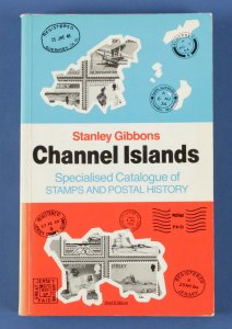 Great Britain - Channel Islands SG Specialised Catalogue Stamps & Postal History