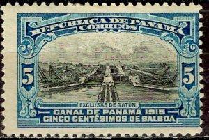 Panama 1915: Sc. # 210: */MH Single Stamp