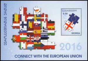 2016 Georgia 682/B67 Link to the European Union