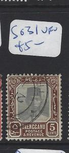 MALAYA  TRENGGANU   (PP2507B)   5C  SG 31   VFU