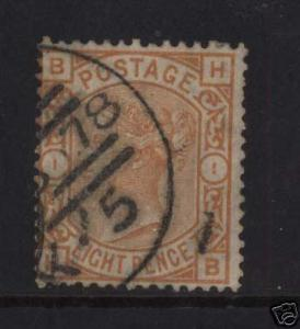 Great Britain #73 Used