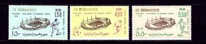 Somalia 456-58 MNH 1978 Soccer