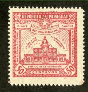 PARAGUAY B5 MNH BIN $.60