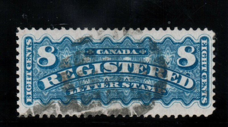 Canada #F3 Extra Fine Used
