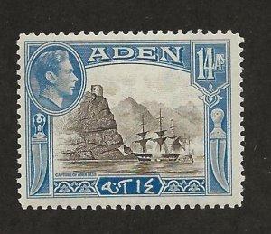 ADEN SC# 23A  FVF/MNH