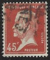 France #190 Used (U7)