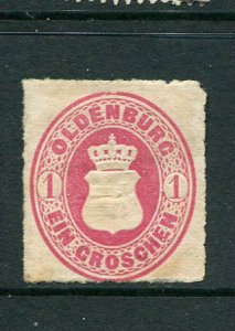 Oldenburg #23 Mint