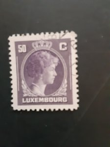 ^Luxembourg #222                  Used