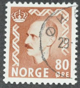 DYNAMITE Stamps: Norway Scott #316 - USED