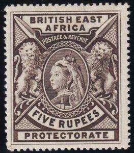 British East Africa 1898 SC 106 MLH RARE