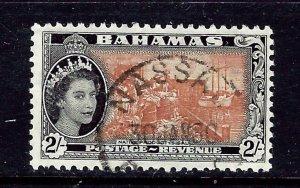 Bahamas 169 Used 1954 issue   #2