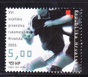 Croatia 2003 5k Women's Handball  Championships    VF/NH(**)