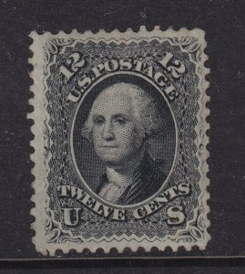69 VF unused ( mint regum ) with nice color cv $ 675 ! see pic !