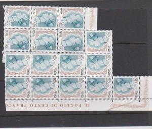 ITALY MINT STAMPS (16)  #2230 LOT#103