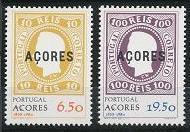 Azores 314-315 MNH (1980)
