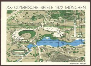Germany B489 MNH