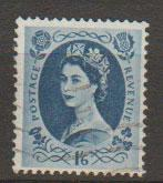 Great Britain SG 586  Used