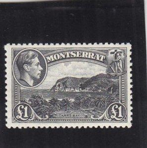 Montserrat: Sc #103, MH (35472)