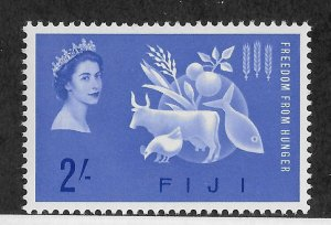 Fiji 198 VF MNH Freedom From Hunger