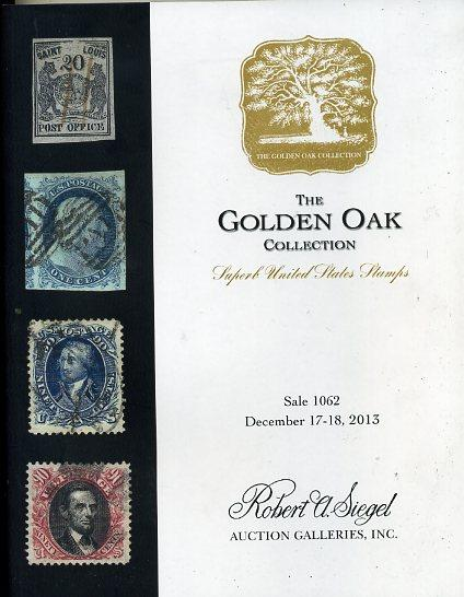 Siegal Sale of the Golden Oak Collection
