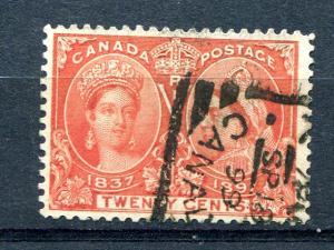 Canada #59i  Used VF   - Lakeshore Philatelics