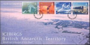 British Antarctic Territory #110, Antarctic Cachet and/or Cancel